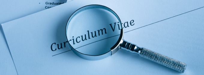 ¿Cómo puedes redactar un CV que deje tu huella personal?